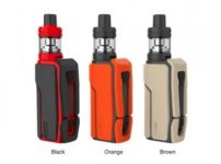 kgjytu57u65u7jg thumb 202x150 - 【海外】「Joyetech ESPION Silk 80W TC Kit with NotchCore 2800mAh」「IJOY Zenith 3 Kit with Diamond Sub Ohm Tank」「IJOY Pole 600mAh MTL All-in-One Pod System Starter Kit」