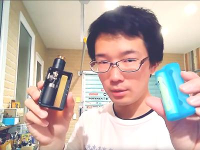liquidleak thumb 400x300 - 【動画】「リキッドリークによる漏電 再現検証1&2」「510最高峰!でにドリチ『牙 関(Seki)』レビュー」「忙しい人のためのStrike - HellFire Mods」