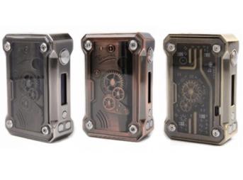 teslacigs punk 220w box mod thumb 343x254 - 【GIVEAWAY】Joyetech Riftcore Duo Tank 3.5ml、Tesla Punk Box Mod with 85W、Hcigar AURORA Squonk Mod、Justfog Minifit 370mah with 1.5ml スターターキットが当たる!