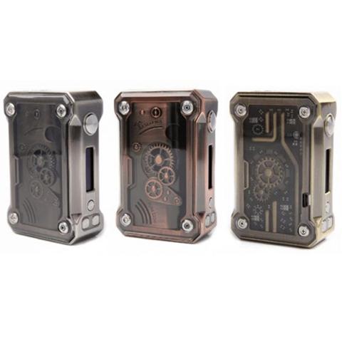teslacigs punk 220w box mod thumb - 【GIVEAWAY】Joyetech Riftcore Duo Tank 3.5ml、Tesla Punk Box Mod with 85W、Hcigar AURORA Squonk Mod、Justfog Minifit 370mah with 1.5ml スターターキットが当たる!