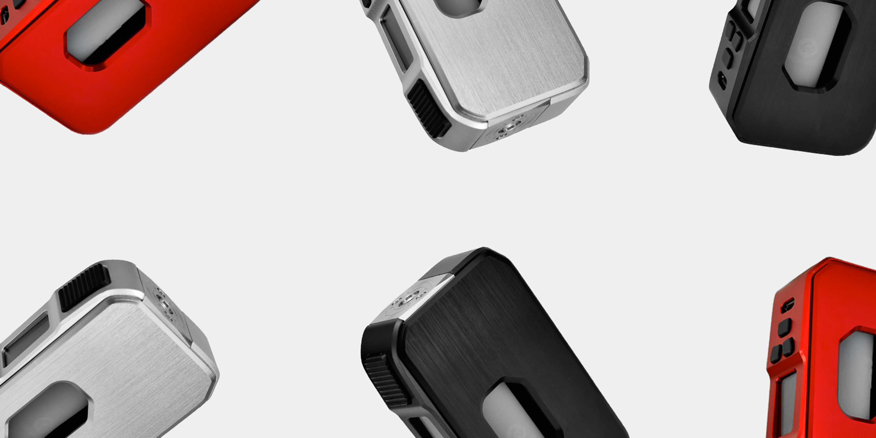vjp11 - 【レビュー】機能&デザインともに大満足なテクスコ Hcigar Aurora 80W 21700 Squonk MOD(エイチシガー オーロラモッド)はテクニカル勢マストバイなアイテム