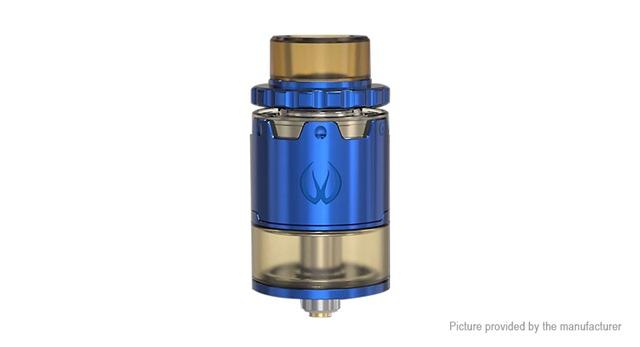9659126 7 thumb - 【海外】「Eleaf Saurobox 220W」「Vandy Vape Pyro V2 RDTA」「Geekvape Creed RTA」「Asmodus Luna 80W Squonk Box Mod」