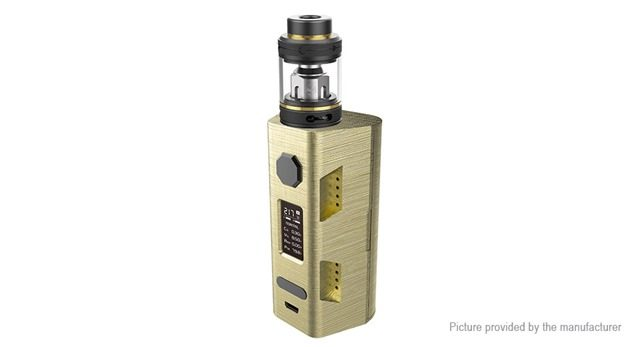 9659748 1 thumb 640x347 - 【海外】「Vapefly Galaxies MTL Squonk RDTA」「CoilART Mage 217W TC VW Box Mod Kit」「CoilArt DPRO Mini RDA」