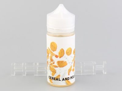 9661080 2 thumb 400x300 - 【レビュー】「Cereal and Milk(シリアルアンドミルク)」「Raspberry Lemonade(ラスベリーレモネード)」Xespirit E-liquidより大容量リキッド2種レビュー。