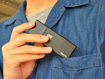 EASYVAPETARLLES thumb 400x300 - 【新製品】EASYVAPE RAINBOWの次世代モデル「EasyVAPE TARLESS(ターレス)」がクラウドファンディングサイトで発売決定!Vaperみんなで応援しよう。