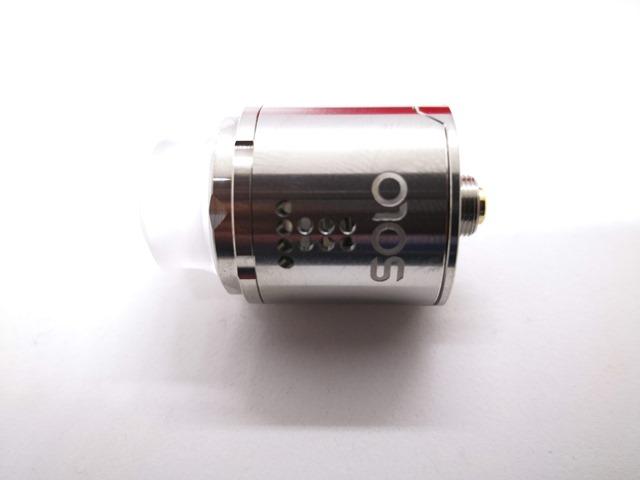 IMG 20180710 172219 - 【レビュー】Digiflavor Drop Solo RDA(デジフレーバードロップソロRDA)。片側ベロデッキで使いやすいシングルドリッパー!!Designed by TVC