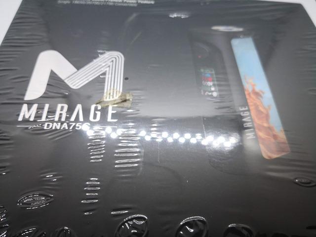 IMG 20180717 113013 thumb - 【レビュー】「Lost Vape Mirage DNA75C Resin Box Mod」レビュー。Evolv DNA75カラー(DNA75C)搭載機!カラーだしレジンだし。