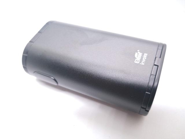 IMG 20180724 182924 - 【レビュー】「Eleaf Invoke 220W TC/VW BOX MOD」レビュー。最小&最軽量&最強級でトリプルに強いデュアルバッテリーMOD!?