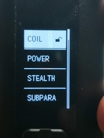 IMG 20180724 183222 thumb - 【レビュー】「Eleaf Invoke 220W TC/VW BOX MOD」レビュー。最小&最軽量&最強級でトリプルに強いデュアルバッテリーMOD!?