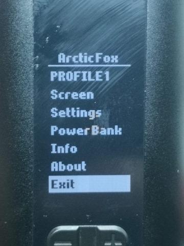 IMG 20180724 192716 thumb - 【レビュー】「Eleaf Invoke 220W TC/VW BOX MOD」レビュー。最小&最軽量&最強級でトリプルに強いデュアルバッテリーMOD!?