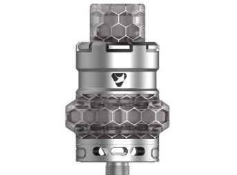 authentic advken manta sub ohm tank atomizer silver resin stainless steel 5ml 24mm diameter thumb 343x254 - 【海外】「Advken Manta Sub Ohm Tank Atomizer」「Ehpro 101 Pro TC Mod 75W」「Artery Hive 200 TC Kit」「Ehpro Lock Build-Free BF RDA」