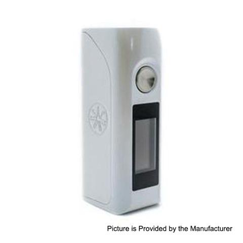 authentic asmodus colossal 80w tc vw variable wattage box mod white 580w 1 x 18650 thumb - 【海外】「Vapefly Galaxies MTL Squonk RDTA」「CoilART Mage 217W TC VW Box Mod Kit」「CoilArt DPRO Mini RDA」