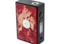 authentic asmodus eos 180w touch screen tc vw variable wattage box mod red aluminum stabilized wood 5200w 2 x 18650 thumb 202x150 - 【海外】「Asmodus EOS 180W」「Asmodus Helve V1.5」「Uxinuo Mzster Roshizoo 200W TC VW APV Box Mod」