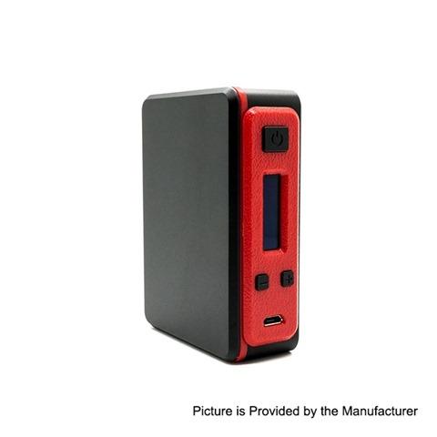 authentic asmodus oni 167w dna250 tc vw variable wattage box mod black red aluminium 1167w 2 x 18650 evolv dna250 chip thumb - 【海外】「SXmini SL Class 100W SX485J TC VW Mod」「Vandy Vape Simple EX Squonk Box Mod + EX RDA Kit」「Asmodus Oni 167W DNA250」