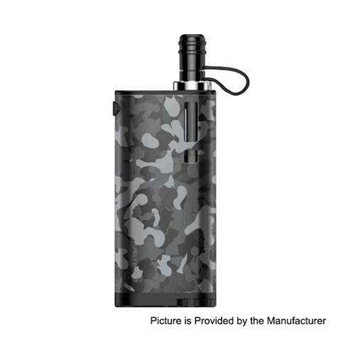 authentic fumytech purely pocket 2300mah starter kit camouflage 07 ohm 09 ohm 3ml thumb - 【海外】MOD神田中の動画再開!「Cthulhu Fractal DNA 75C Hybrid MOD」「Jomotech Royal 60W Smoking Vape Pen Kit 2200mah」「Gamesir G5 Bluetooth V5.0 Game Controller Gamepad」