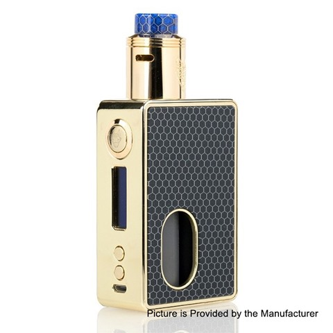 authentic snowwolf o 100 100w tc vw squonk box mod rda kit gold black prism 10100w 1 x 18650 20700 21700 7ml thumb 1 - 【海外】「Snowwolf O-100 100W TC VW Squonk Box Mod + RDA Kit」「Oumier TRX RDA」「Vandy Vape Berserker MTL Kit」Sourcemore全品10%オフセール