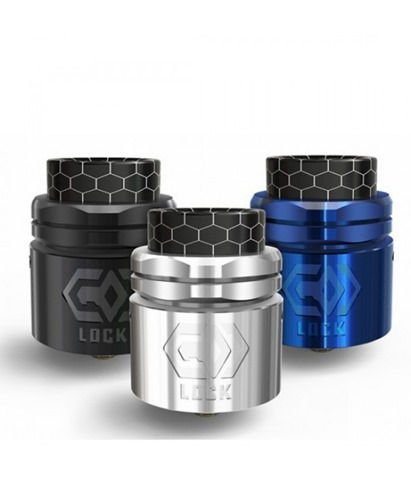 ehpro lock build free bf rda 2 thumb - 【海外】「Advken Manta Sub Ohm Tank Atomizer」「Ehpro 101 Pro TC Mod 75W」「Artery Hive 200 TC Kit」「Ehpro Lock Build-Free BF RDA」