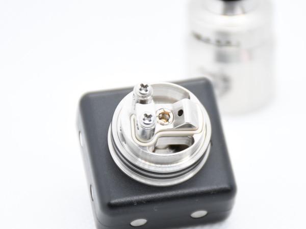 oDSC 3800 - 【レビュー】(甘くないフレーバー特化型)タバコ系リキッドの味を爆発的に向上させる魔法のようなRDAはコレだ!Ammit MTL RDA by Geekvape