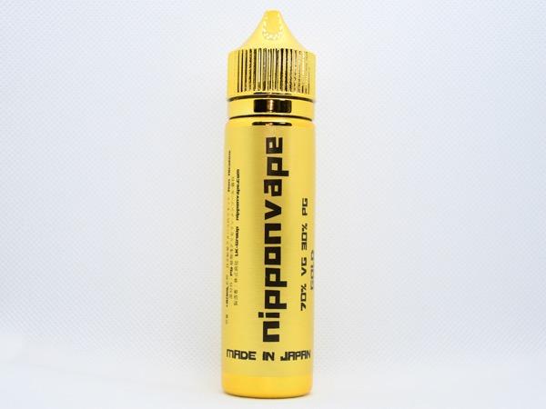 oDSC 4500 - 【レビュー】「NIPPONVAPE GOLD1」(ニッポンベイプゴールドワン)一吸いするだけで南国が香る!高級感ダダ漏れな24Kリキッド【国産/VAPE/電子タバコ】