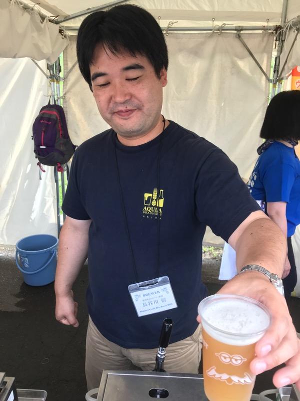 oIMG 6379 - ダメな人の『休日の過ごし方』。Sapporo Craft Beer Forest 2018に参加したよ!〜ビールクズになろう〜