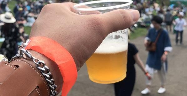 scbf2018jksllsh - ダメな人の『休日の過ごし方』。Sapporo Craft Beer Forest 2018に参加したよ!〜ビールクズになろう〜