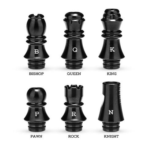 1330039888c52d3bf07ba605b79e14ec thumb - 【新製品】「KIZOKU Chess Series 510 Drip Tip 6pcs」(貴族のチェスシリーズ510ドリップチップ6個セット)がHeaven Giftsから!貴族アトマスタンドとのコンビネーション可能!!【電タバ貴族のまっさーさん】