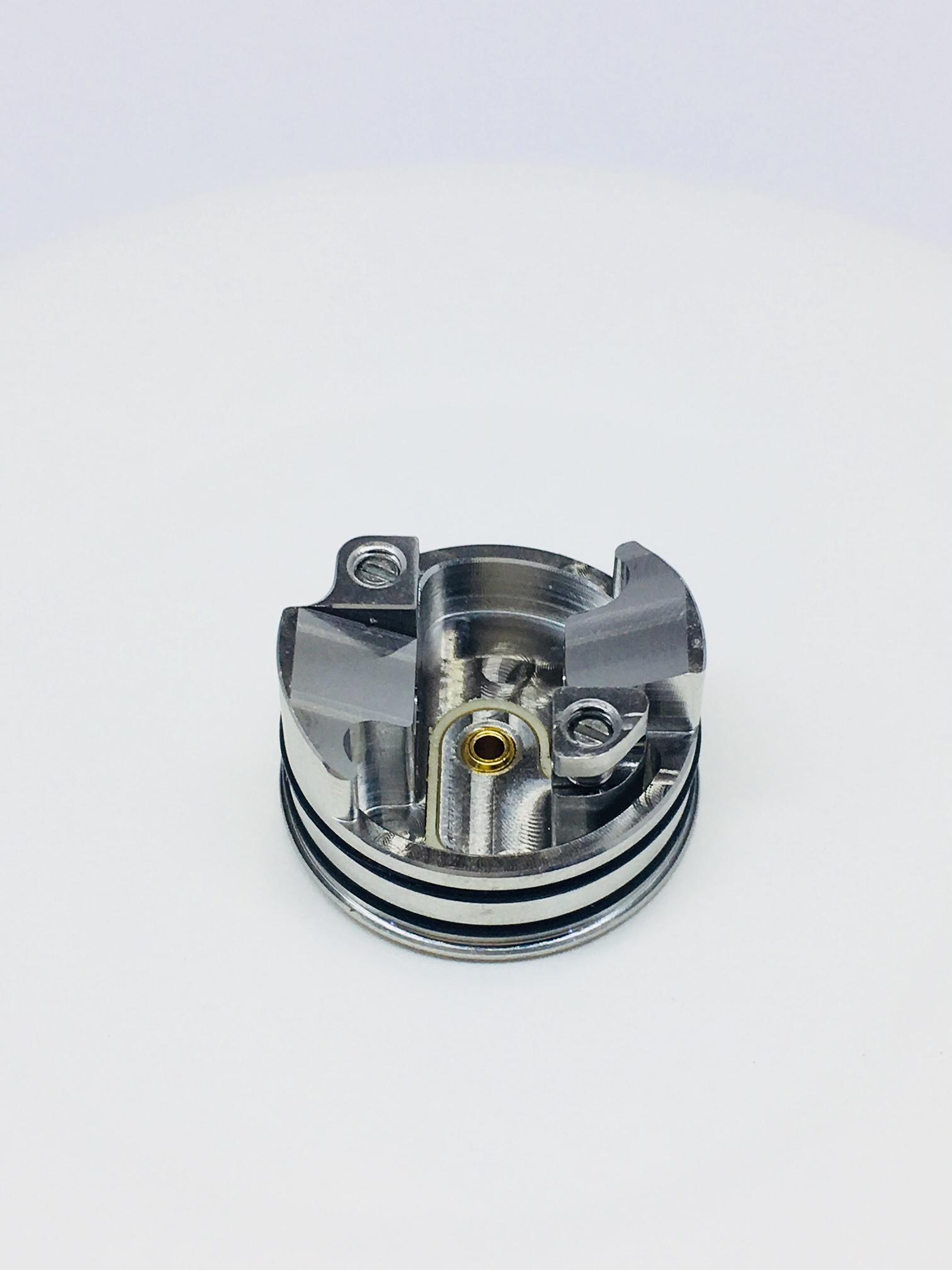 223 - 【レビュー】【日本限定版】HOTCIG RSQ NSキット テクニカルスコンカー BF MOD+アトマイザー スターターキット リフィルボトル付き限定版 控えめに言ってヤヴァイやつ。