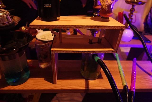 37592 thumb - 【イベント】「シーシャ友の会 in 岐阜県MAZE」シーシャ吸い放題&ドリンク飲み放題イベントに行ってきた。世界初Fusionボトルお披露目など 【ガラスアート/古着/シーシャ/水タバコ】