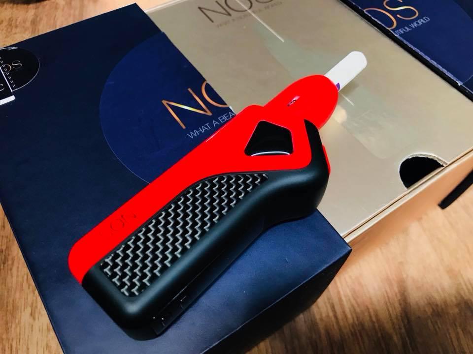 38528970 10209388220780930 1803216365385940992 n - 【レビュー】高品質!IQOS互換機「NOS heat not burn device」ヴェポライザー機能も◎でゲットに最適な初ヴェポ。【IQOS互換機/アイコス/加熱式タバコ】