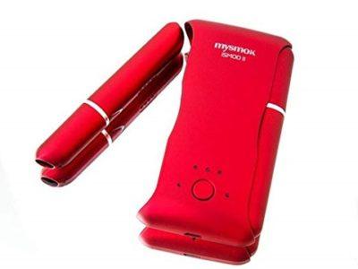 51JdJdhuiOL. SX522 thumb 400x300 - 【レビュー】MYSMOK「iSMOD II」(アイスモッドツー)加熱式タバコ互換アイテムレビュー。【IQOSアイコス互換機/Gloグロー/Ploom Techプルームテック】