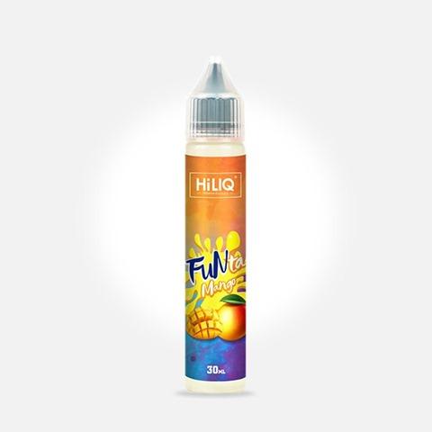 600 1 3 thumb - 【新製品】HILIQ「FUNTA MANGO」(ファンタマンゴー)リキッド新発売。あのファ〇タに似たフレーバー!?