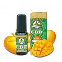 CANNAPRESSO mango CBD oil 300x300 thumb - 【レビュー】「CANNAPRESSO CBD E-LIQUID」チェリーミント/マンゴー味レビュー。リラックスできるCBD成分含有リキッド高濃度500mg【CBD/VAPE/リキッド】