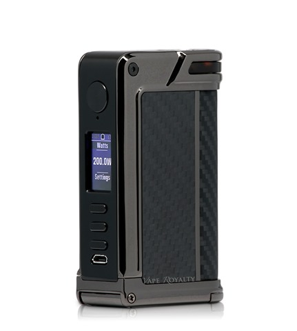 Gunmetal Lost Vape Paranormal DNA250C Mod 16514.1523421136.1280.1280 thumb - 【レビュー】Lost Vape PARANORMAL DNA250C VW/TC MODレビュー。Evolv DNA250Cカラー基板搭載のハイエンドMOD!【ロストベイプ/Evolv DNA】