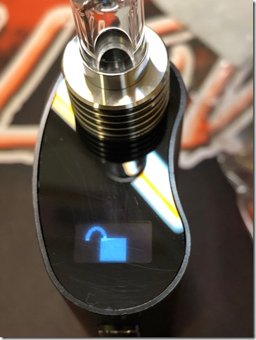 IMG 0891 thumb - 【レビュー】WEECKE C VAPOR 3.0(ウィーキー シー ベイパー)レビュー~最近人気のヴェポライザーの実力はいかに(ΦдΦ)編~
