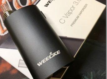 IMG 0903 thumb 343x254 - 【レビュー】WEECKE C VAPOR 3.0(ウィーキー シー ベイパー)レビュー~最近人気のヴェポライザーの実力はいかに(ΦдΦ)編~