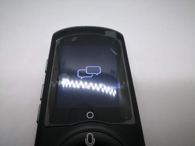 IMG 20180802 132114 thumb - 【レビュー】DW68 Portable 2タッチ液晶Android双方向翻訳機レビュー。可能性は感じる翻訳ガジェット!【Google音声翻訳/海外旅行】