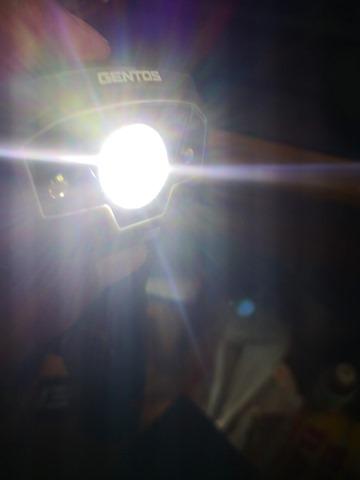 IMG 20180815 202307 thumb - 【レビュー】GENTOS LED HEADLIGHT SUB RED LED MODEL(CB-200D)レビュー。ビルド時や自作パソコンの組み立て、細かい暗所作業に最高!!