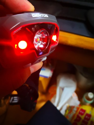 IMG 20180815 202309 thumb - 【レビュー】GENTOS LED HEADLIGHT SUB RED LED MODEL(CB-200D)レビュー。ビルド時や自作パソコンの組み立て、細かい暗所作業に最高!!