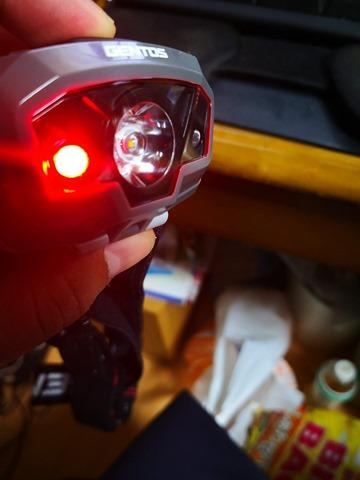 IMG 20180815 202311 thumb - 【レビュー】GENTOS LED HEADLIGHT SUB RED LED MODEL(CB-200D)レビュー。ビルド時や自作パソコンの組み立て、細かい暗所作業に最高!!