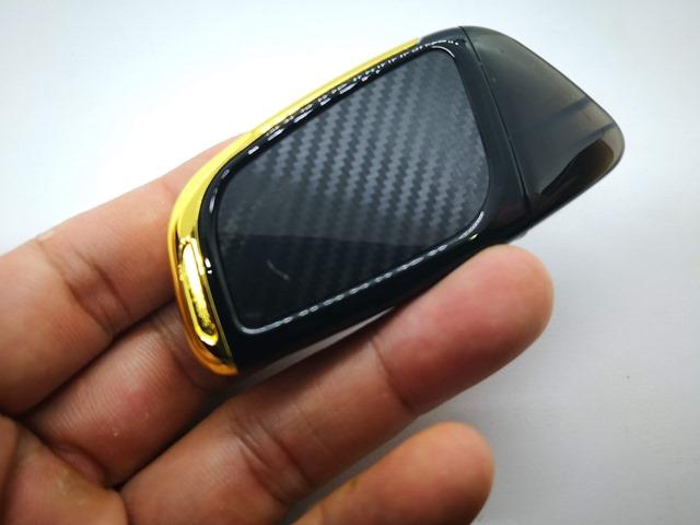 IMG 20180823 150738 thumb - 【レビュー】「Rincoe Ceto Podキット」レビュー。今どき流行のクローズドシステム!ポケットに収まるコンパクトサイズが魅力の一台