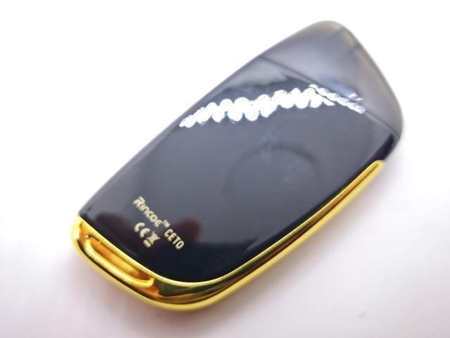 IMG 20180823 150753 thumb - 【レビュー】「Rincoe Ceto Podキット」レビュー。今どき流行のクローズドシステム!ポケットに収まるコンパクトサイズが魅力の一台