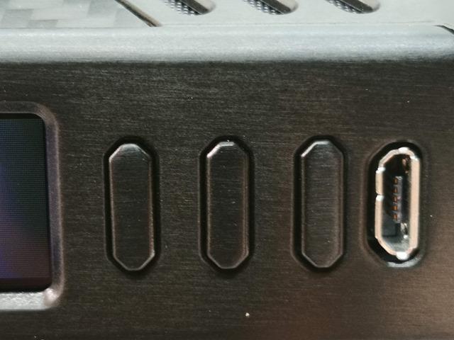 IMG 20180825 073031 thumb - 【レビュー】「LOST VAPE TRIADE DNA250C 300W BOX MOD」Evolv DNA 250Cカラー基板搭載の最強・最大BOX MOD。横綱ヘビー級チャンピオンに僕もなりたい。