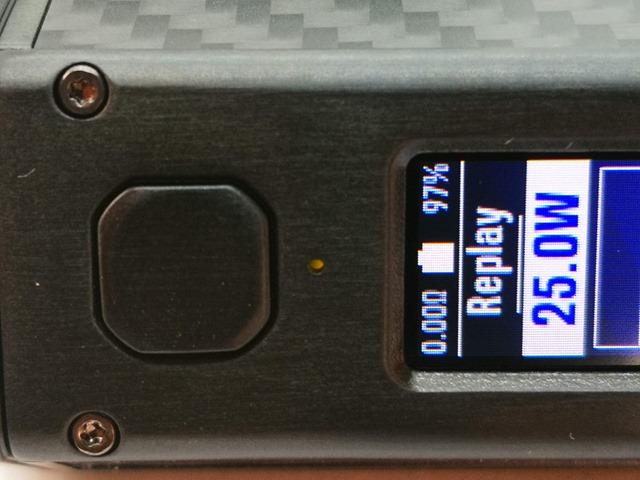IMG 20180825 073034 thumb - 【レビュー】「LOST VAPE TRIADE DNA250C 300W BOX MOD」Evolv DNA 250Cカラー基板搭載の最強・最大BOX MOD。横綱ヘビー級チャンピオンに僕もなりたい。