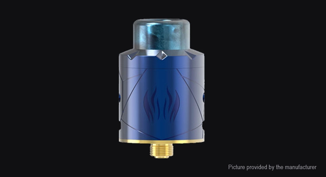 RDA thumb - 【海外】「Eleaf iStick Amnis Starter Kit with GS Drive - 900mAh」「SQUID INDUSTRIES - DETONATOR 120W Single 21700 Mod」「 SQUID INDUSTRIES TAC 21 200W BOX MOD」