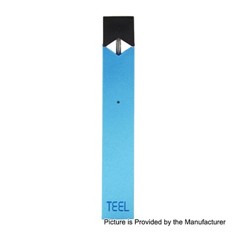 authentic again teel 600mah pod system starter kit blue pc 2 ohm 07ml thumb - 【海外】「GeekVape Feather Cotton」「Phevanda MTL A2 RDTA」「Vaporesso Luxe 220W TC Kit」「HugsVape Chalice MTL RTA 24mm」