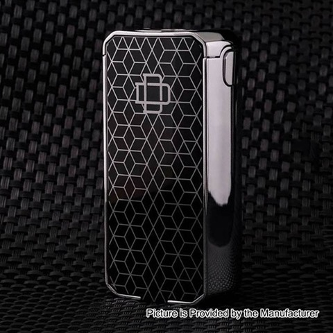 authentic augvape druga foxy 150w vw variable wattage box mod gun metal 2 x 18650 thumb - 【海外】「Augvape Druga Foxy 150W」「Vaporesso Luxe 220W」「Cthulhu 1928 MTL RDA」「DEJAVU DJV Hybrid Mechanical Tube Mod」