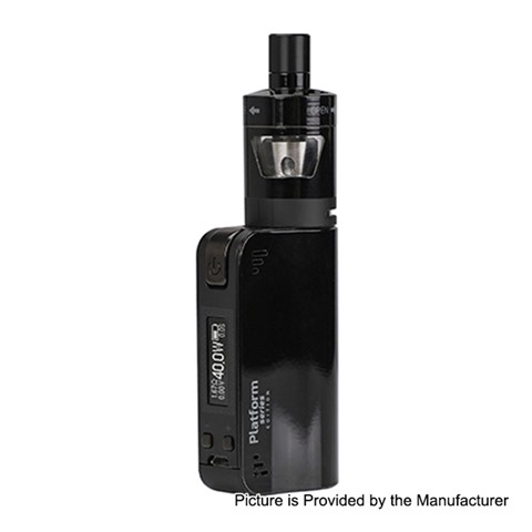 authentic innokin coolfire mini zenith d22 1300mah vv vw box mod starter kit black 2ml 375v 640w thumb - 【海外】「GeekVape Feather Cotton」「Phevanda MTL A2 RDTA」「Vaporesso Luxe 220W TC Kit」「HugsVape Chalice MTL RTA 24mm」