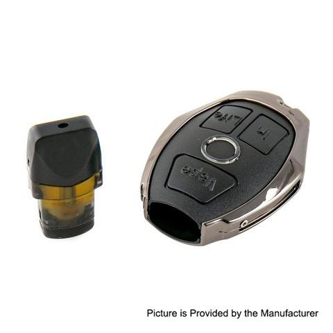 authentic zk vape bz 500mah pod system starter kit black zinc alloy pc 15ohm 18ml thumb - 【海外】「GeekVape Feather Cotton」「Phevanda MTL A2 RDTA」「Vaporesso Luxe 220W TC Kit」「HugsVape Chalice MTL RTA 24mm」