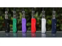 eleaf istick amnis starter kit with gs drive 900mah 2 thumb 202x150 - 【海外】「Eleaf iStick Amnis Starter Kit with GS Drive - 900mAh」「SQUID INDUSTRIES - DETONATOR 120W Single 21700 Mod」「 SQUID INDUSTRIES TAC 21 200W BOX MOD」