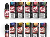moon river arm 30ml thumb 202x150 - 【レビュー】2018夏のARA!MAXリキッド5本勝負!!「VIRGINIA TOBACCO」「LEMON PIE」「BERRY MINT」「STRAWBERRY KIWI」「MAX BLUEBERRY」
